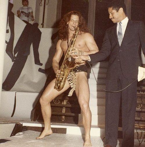 Tim Capello Sexy Saxophone