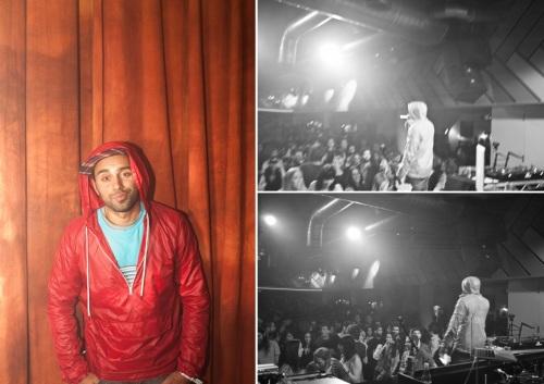 Shantan Wantan Ichiban hosting Redbull Thre3style