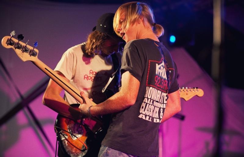 Photos: Bleeding Knees Club at Changing Lanes Festival 2011
