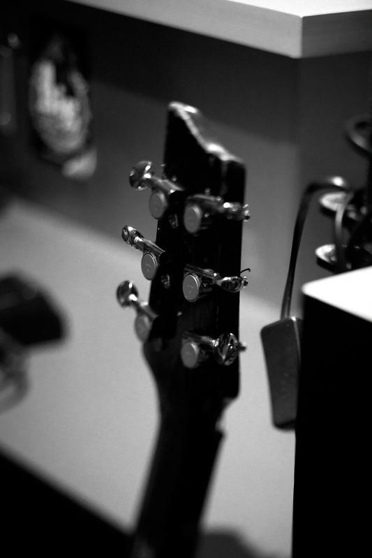 Photos: Lanie Lane in the Studio at FBi 94.5 FM