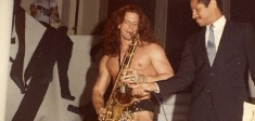 Me So Horny: A Sexy Saxophone Tribute