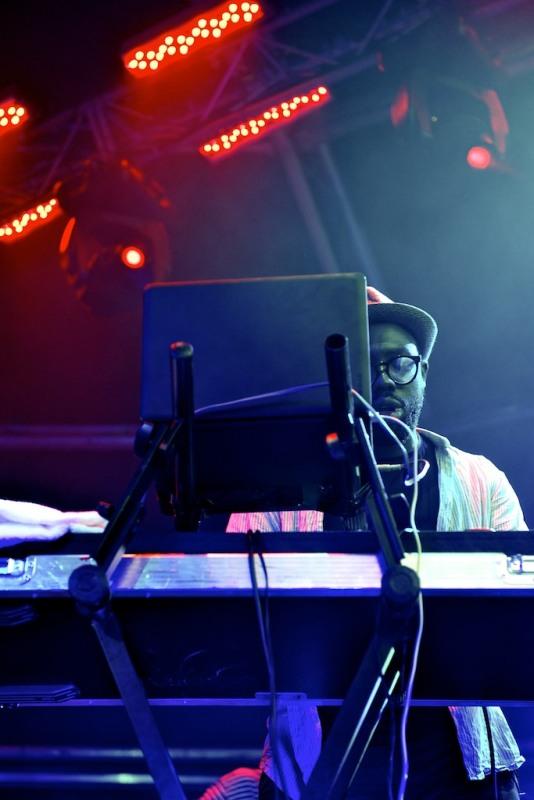 Photos: Ghostpoet at Musica Festival, Sydney 2011