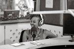 Photos: Murs on Stolen Records on FBi Radio