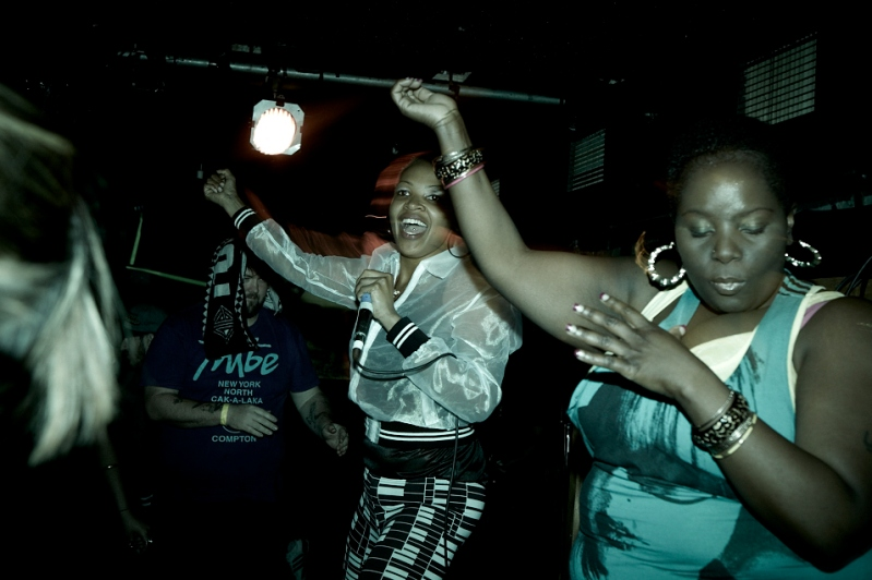 Photos: Kween G & Bad Ezzy playing Good God Birthday Bashment