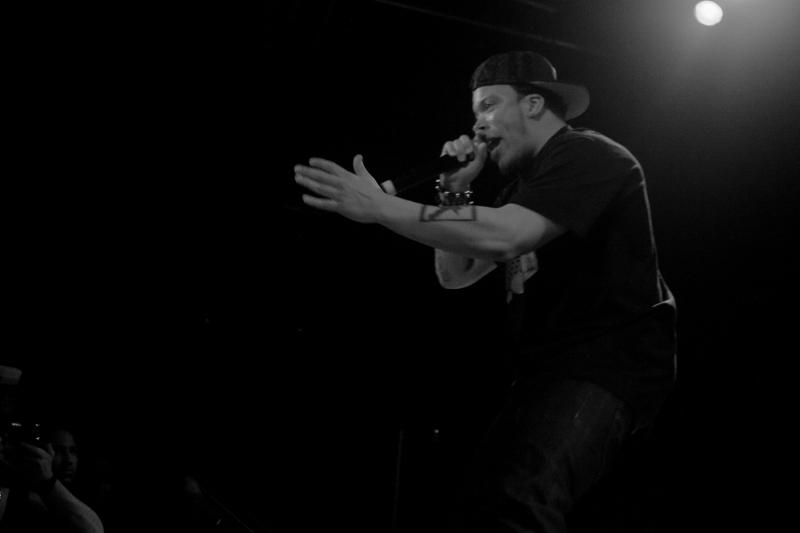 Photos: Xzibit at Factory Theatre, Sydney