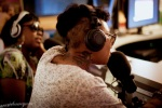 Photos: Jean Grae, Mr Len and Mela Machinko on FBi Radio