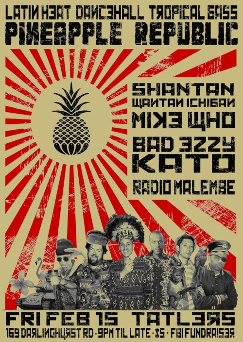 pineapple republic